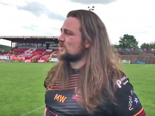 Ward to cut locks for Pink Weekend