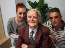 I owe couple my life after fall, says pensioner Terry