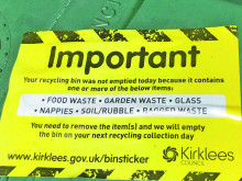 Council backs off in recycling crackdown