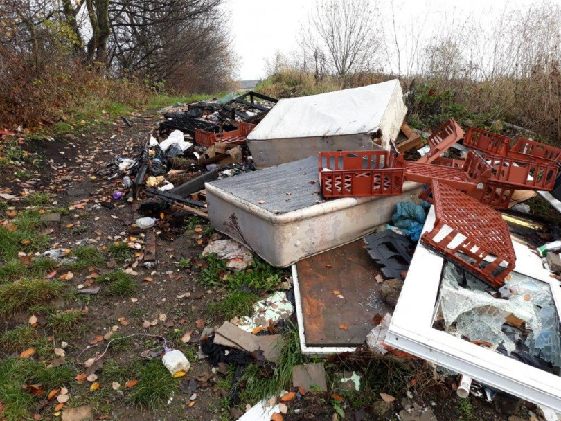 Cleckheaton man fined for fly-tipping