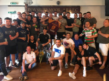 Archie Bruce: Rugby league family joins together in memory of young star