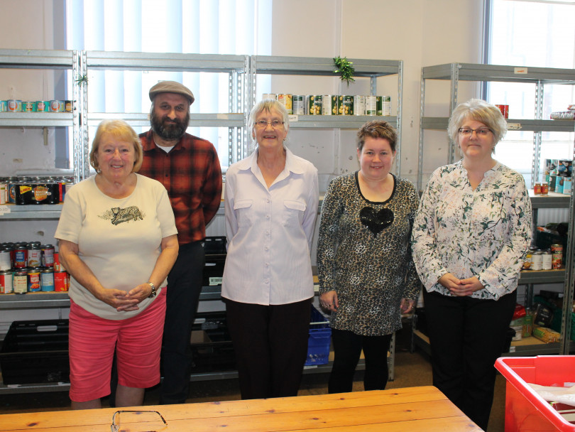 Food Bank appeals for donations