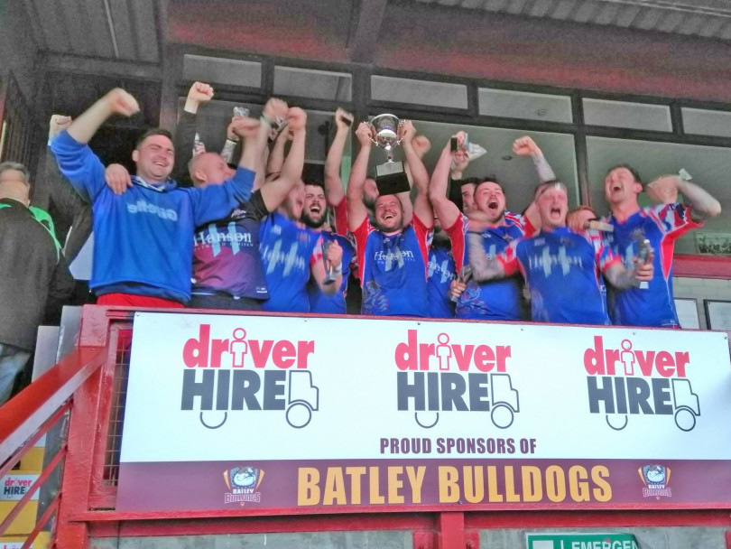 Ossett win dramatic John Kane Cup final