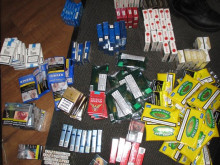 Contraband tobacco operation smoked out