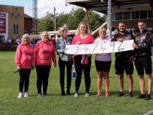 Bulldogs raise huge amount with Pink Weekend