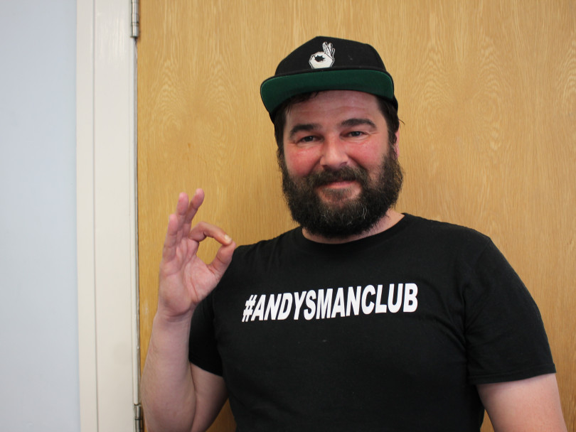 Man's Club on national tour