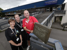 'Thanks for the memories Spen Baths – it was fun!