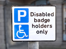 Dead people's blue badges being used