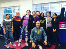 The man who quit Google... to help residents keep fit