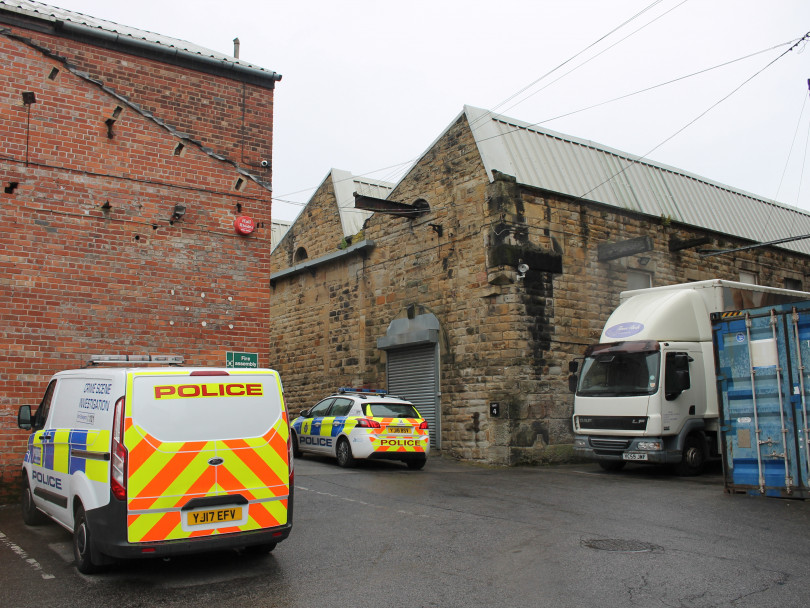 Police probe bed factory fire