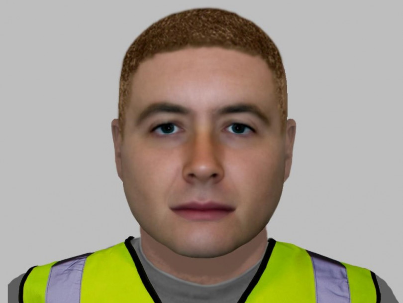 Police hunt bogus worker who stole from elderly lady