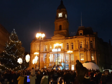 Community group to deliver Dewsbury Christmas lights