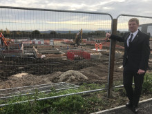 'Residents fear chaos of massive new build'
