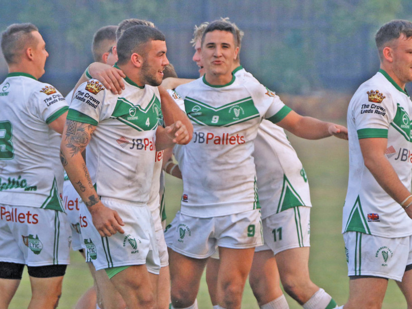 Dewsbury Celtic come out on top Down Under