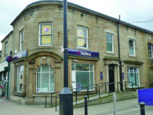 Old bank opens pizza account in Cleckheaton!