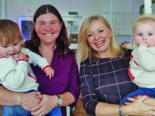 Nursery celebrates 'outstanding' rating