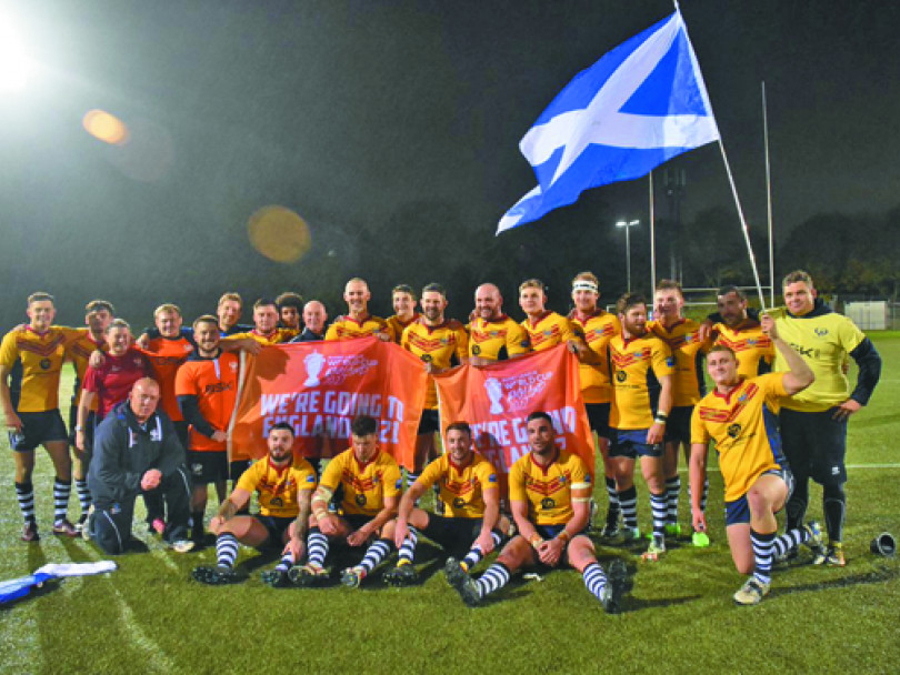 Batley star proud to earn Scots try record