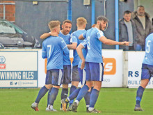 Ossett held again despite Greaves hat-trick heroics