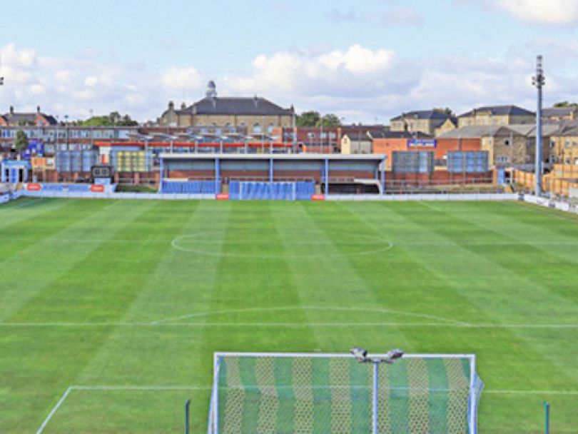 Ossett United exploring their options