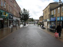 £1m 'streetscapes' project in town 'renaissance'