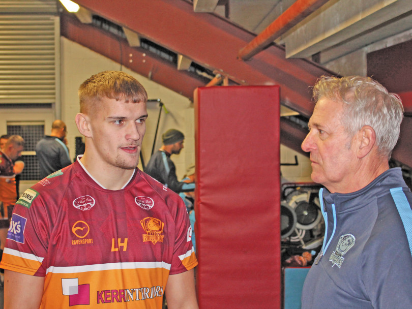 Hooley out to show his skills at Batley