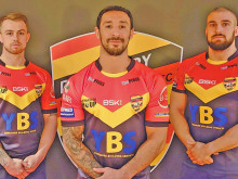 Rams reveal numbers at shirt launch