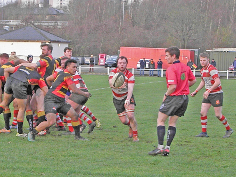 Cleckheaton earn derby victory at Bees