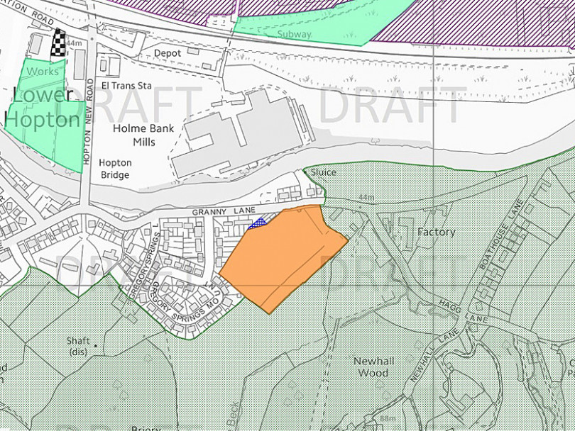 Kirklees Council approves three sites