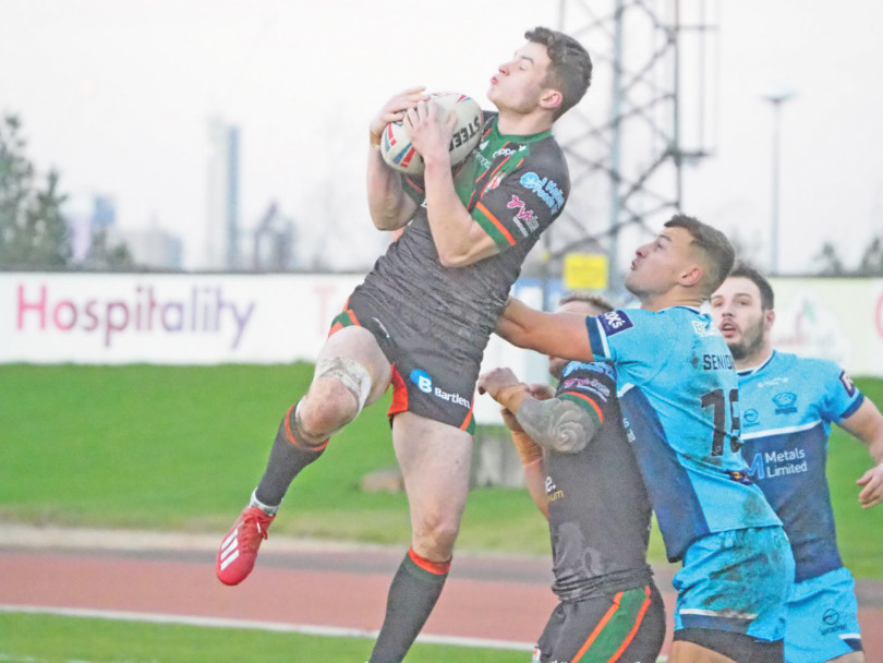 Hunslet steal win from Batley