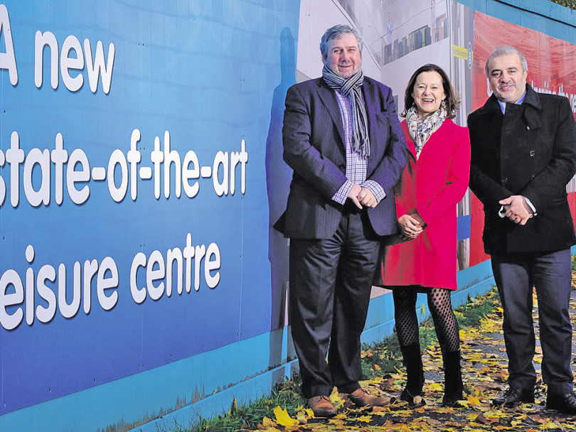 Contractor appointed to build Spen Valley Leisure Centre