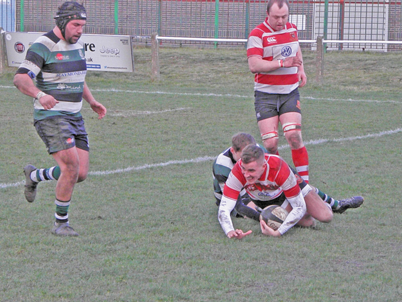 Cleckheaton hit top form to dismantle leaders York