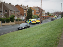 Shooting in Dewsbury leads to police stand-off