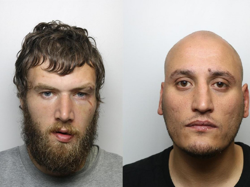 Two jailed for Dewsbury Sports Centre stabbing