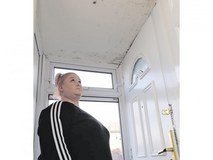 Tenant's mouldy flat 'ignored' for months