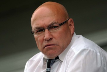 CONFIDENT: John Kear is backing his side to recover ahead of the Championship play-offs
